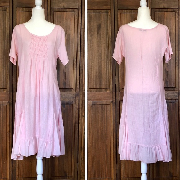 Couleur Lin Dresses | Cool Comfy Linen Dress | Poshmark